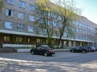 Пермь, улица Маршала Рыбалко, дом 2А. поликлиника