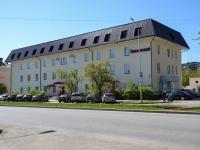 Пермь, улица Маршала Рыбалко, дом 3. офисное здание