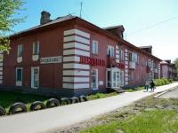 Пермь, улица Маршала Рыбалко, дом 4. многоквартирный дом