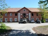 Пермь, улица Маршала Рыбалко, дом 6. офисное здание