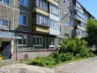 Пермь, улица Маршала Рыбалко, дом 13. многоквартирный дом