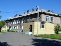 Пермь, улица Маршала Рыбалко, дом 17А. детский сад №335
