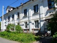 Пермь, улица Маршала Рыбалко, дом 19. многоквартирный дом