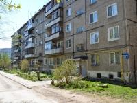Пермь, улица Ямпольская, дом 5. многоквартирный дом