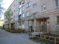 Пермь, улица Ямпольская, дом 7. многоквартирный дом