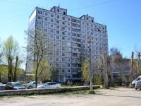 Пермь, улица Ямпольская, дом 9. многоквартирный дом