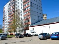 Пермь, улица Ямпольская, дом 11. многоквартирный дом