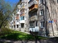Пермь, улица Ямпольская, дом 12Б. многоквартирный дом