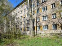 Пермь, улица Ямпольская, дом 14. многоквартирный дом