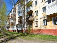 Пермь, улица Ямпольская, дом 14А. многоквартирный дом