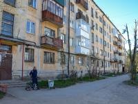 Пермь, улица Ямпольская, дом 14Б. многоквартирный дом