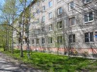 Пермь, улица Ямпольская, дом 15. многоквартирный дом