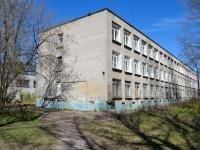 Пермь, улица Ямпольская, дом 16. школа №73