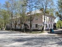 Пермь, улица Шишкина, дом 11. многоквартирный дом