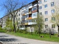 Пермь, улица Шишкина, дом 17. многоквартирный дом