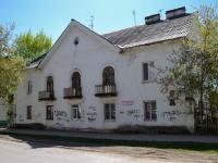 Пермь, улица Адмирала Нахимова, дом 3. многоквартирный дом