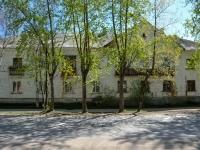 Пермь, улица Адмирала Нахимова, дом 8. многоквартирный дом