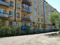Пермь, улица Адмирала Нахимова, дом 13. многоквартирный дом