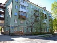 Пермь, улица Адмирала Нахимова, дом 15. многоквартирный дом