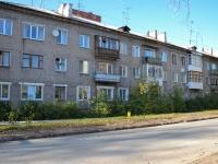 Пермь, улица Богдана Хмельницкого, дом 11. многоквартирный дом