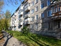 Пермь, улица Богдана Хмельницкого, дом 22. многоквартирный дом