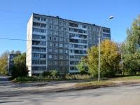 Пермь, улица Богдана Хмельницкого, дом 25. многоквартирный дом