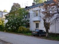 Пермь, улица Дубовская, дом 12. многоквартирный дом