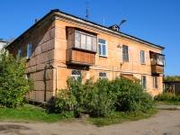 Пермь, улица Петрозаводская, дом 15. многоквартирный дом