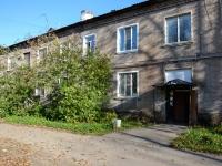 Пермь, улица Новоржевская, дом 1. многоквартирный дом