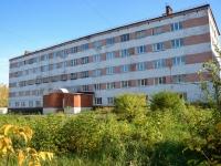 Пермь, улица Академика Веденеева, дом 9. техникум Пермский техникум промышленных и информационных технологий