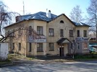 Пермь, улица Академика Веденеева, дом 24. многоквартирный дом