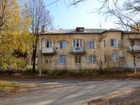 Пермь, улица Академика Веденеева, дом 17. многоквартирный дом