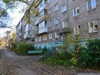 Пермь, улица Волховская, дом 36. многоквартирный дом