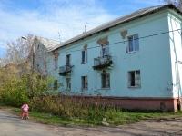 Пермь, улица Бушмакина, дом 13. многоквартирный дом