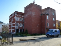 Пермь, улица Бушмакина, дом 19. больница