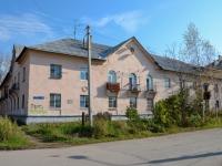 Пермь, улица Бушмакина, дом 5. многоквартирный дом