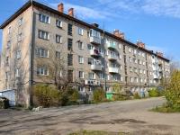 Пермь, улица Можайская, дом 11. многоквартирный дом