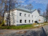 Пермь, улица Суперфосфатная, дом 8. органы управления Управление муниципальным жилищным фондом г. Перми