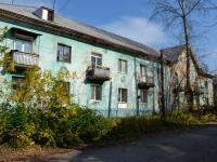 Пермь, улица Колвинская, дом 6. многоквартирный дом