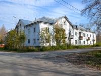 Пермь, улица Колвинская, дом 8. многоквартирный дом