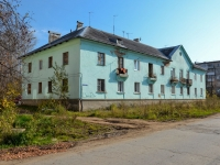 Пермь, улица Генерала Доватора, дом 38. многоквартирный дом
