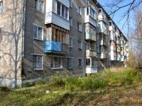 Пермь, улица Генерала Черняховского, дом 29. многоквартирный дом