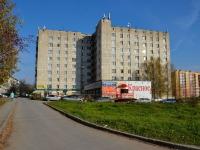 Пермь, улица Генерала Черняховского, дом 72А. многоквартирный дом