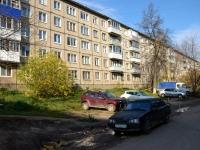 Пермь, улица Генерала Черняховского, дом 74/2. многоквартирный дом