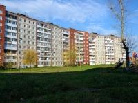 Пермь, улица Молдавская, дом 4. многоквартирный дом