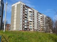 Пермь, улица Молдавская, дом 6Б. многоквартирный дом