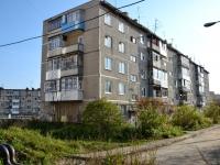 Пермь, улица Молдавская, дом 10. многоквартирный дом