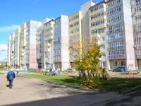 Пермь, улица Камская (д. Кондратово), дом 1Б. многоквартирный дом