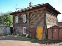 Пермь, улица Камская (д. Кондратово), дом 11. индивидуальный дом