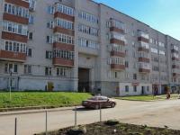 Пермь, улица Карла Маркса (д. Кондратово), дом 4. многоквартирный дом